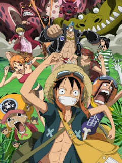 One Piece The Movie 10 - Sức Mạnh Tối Thượng - One Piece The Movie 10: Strong World - 2009
