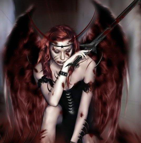 Satanic Angel, Angels 1