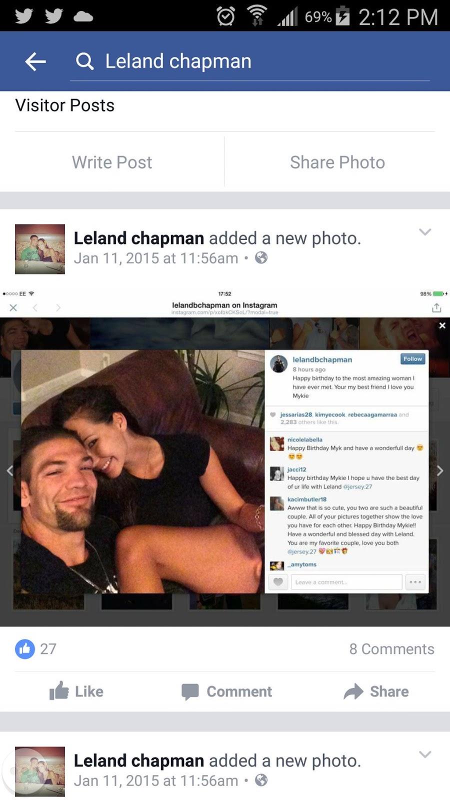Leland Chapman 2016