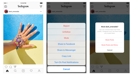 Hiding Annoying Chats Just Got Better With Instagram's New Mute feature 2