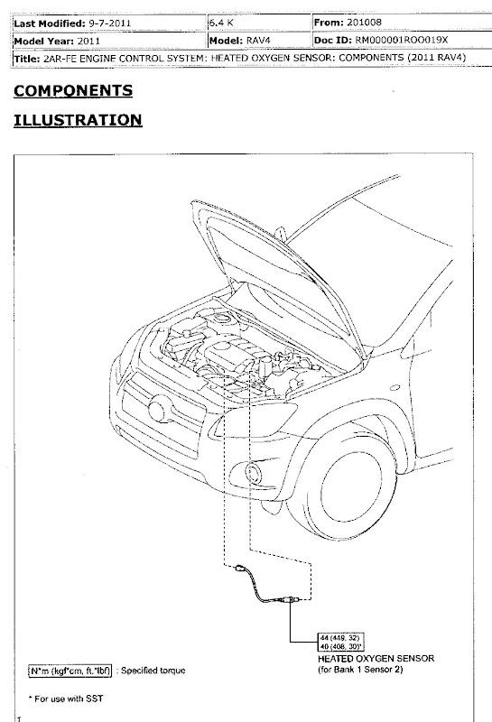 Wiring Diagram PDF: 2002 Toyota Rav4 Engine Diagram