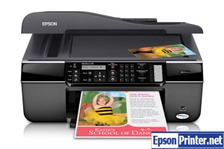 Reset Epson WorkForce 315 printer Waste Ink Pads Counter