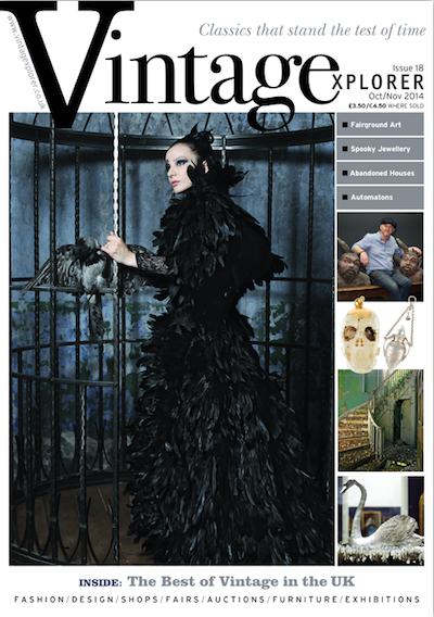 Vintagexplorer Oct/Nov 2014