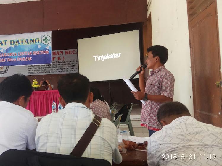 Kecamatan Dolok Panribuan Adakan Lokakarya Mini Lintas Sektoral
