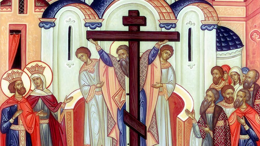 The Sunday before the Exaltation of the Holy Cross