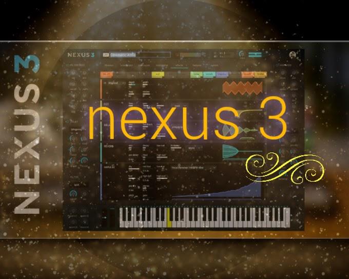 reFX – Air-nexus 3 3.2.1 by reFX VSTi x64