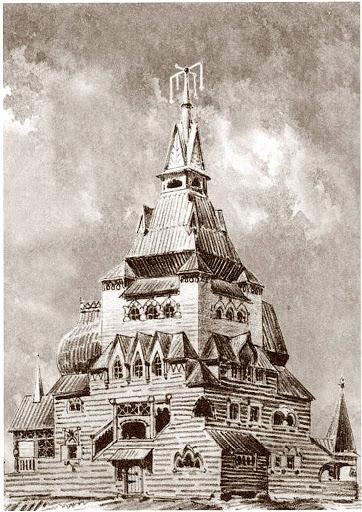 Славянская архитектура. Стиль 2