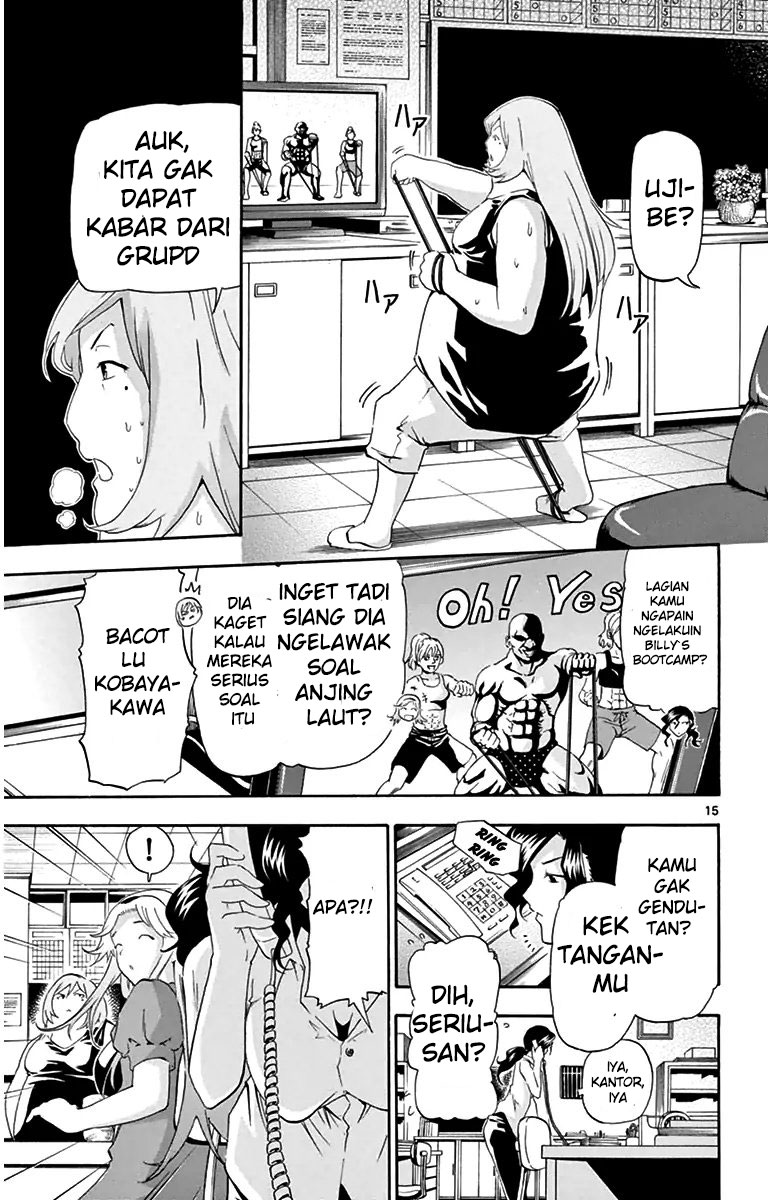 Keijo!!!!!!!!: Chapter 11 - Page 15