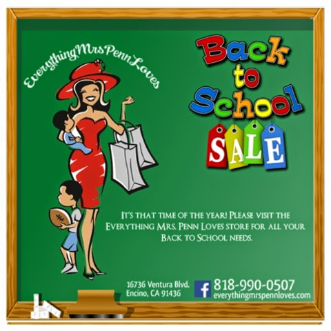 Back 2 School Sale!!