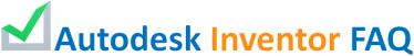 Inventor FAQ Logo