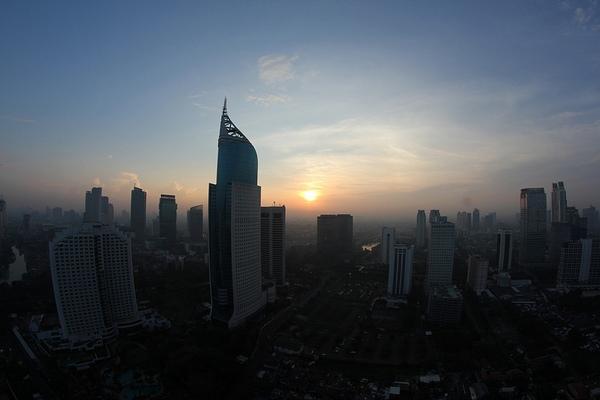 Jakarta Daily Photo