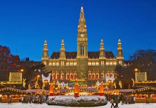 Mercadillo de Viena