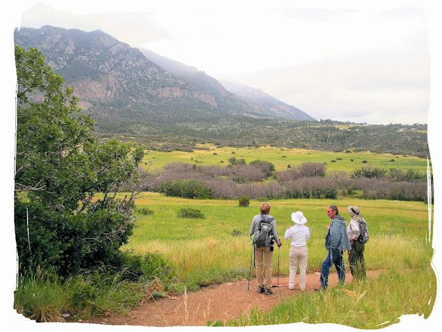 MapMyFitness Hike on July 1, 2014