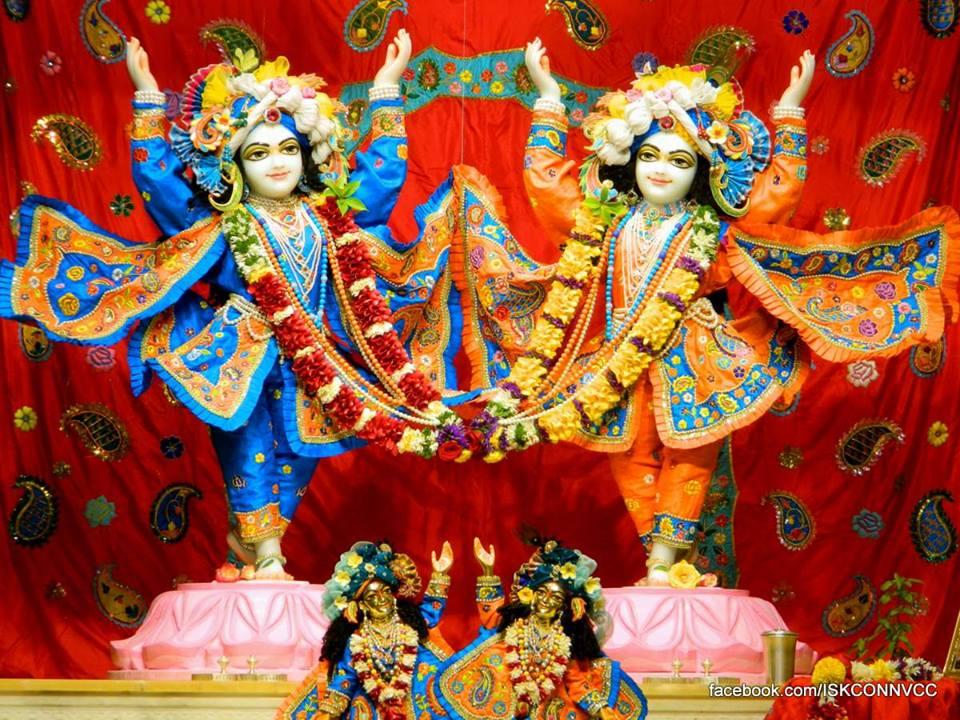 ISKCON Pune NVCC Deity Darshan 18 Dec 2015 (5)