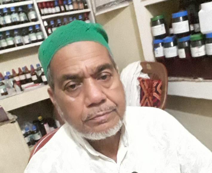 होमियोपैथ चिकित्सक हत्याकांड में आरोपियों को गिरफ्तार करने की मांग