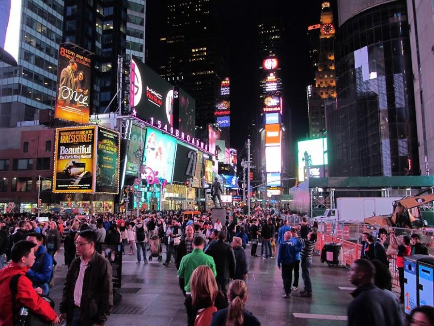 VISITAR NOVA IORQUE - Roteiro para 5 dias de viagem NOVA IORQUE (lugares a visitar dia-à-dia e dicas) | EUA