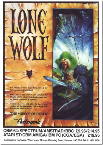 lone-wolf-iii-the-mirror-of-death-1991-audiogenic-software-b-zx-spectrum