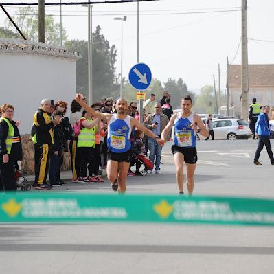Carrera de Argamasilla 2018 - Llegada