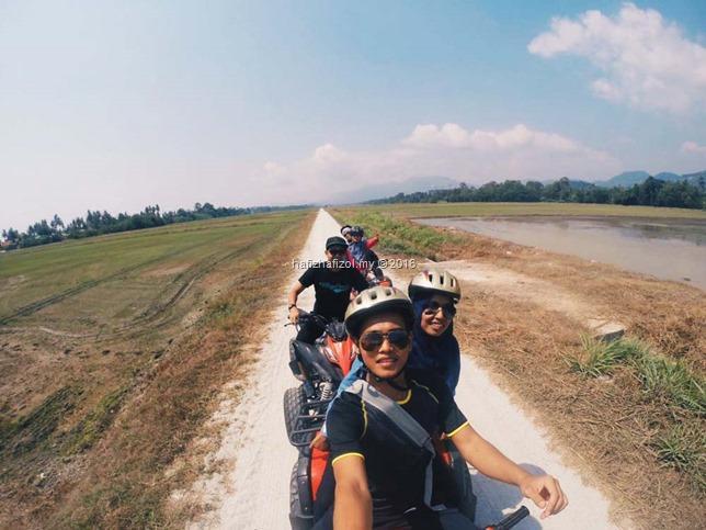 Percutian Ke Penang Day 2-ATV Eco Tour Penang