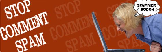 stop trackback spam