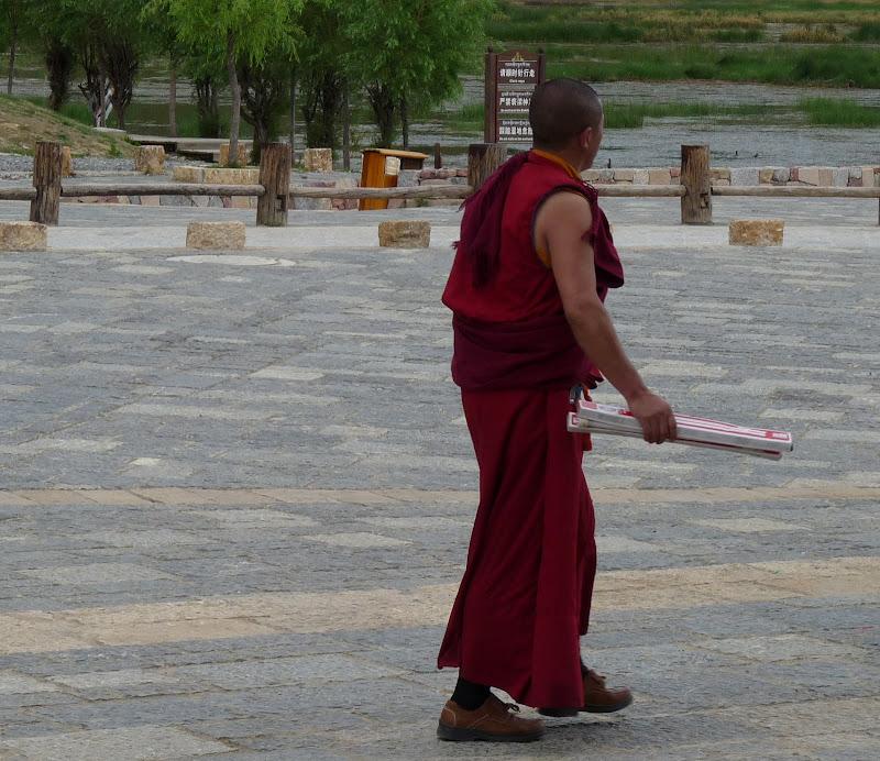 Chine.Yunnan. Ganten Sumtsenling Monastery, Shangri la - P1260087.JPG