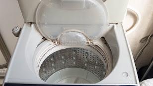 20年使っている洗濯機の洗濯槽