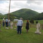 Gleaves Knob and Cemetery, Wythe County, Virginia
