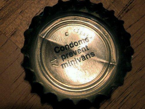 funny condom joke