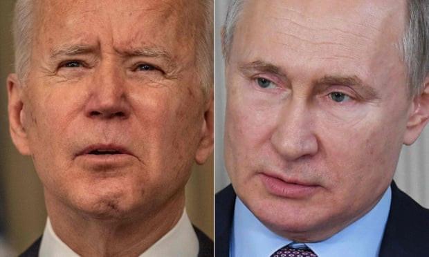 It takes one to know one - Putin reacts to Biden calling him a killer