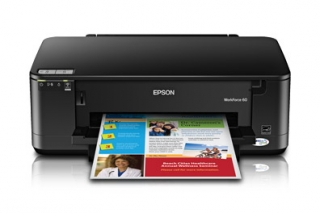 Drivers & Downloads Epson WorkForce 60 printer for Windows