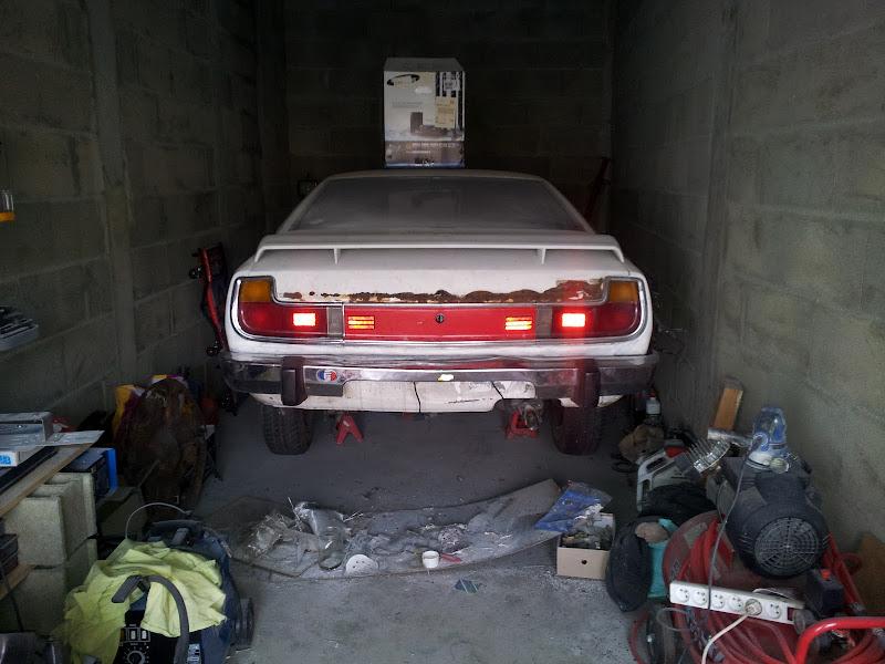 [MAZDA 121]Restauration Mazda 121 1977 - Page 5 20120422_172636