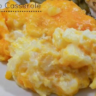 Cheesy Potato Casserole With Cream Of Chicken Soup Recipes.