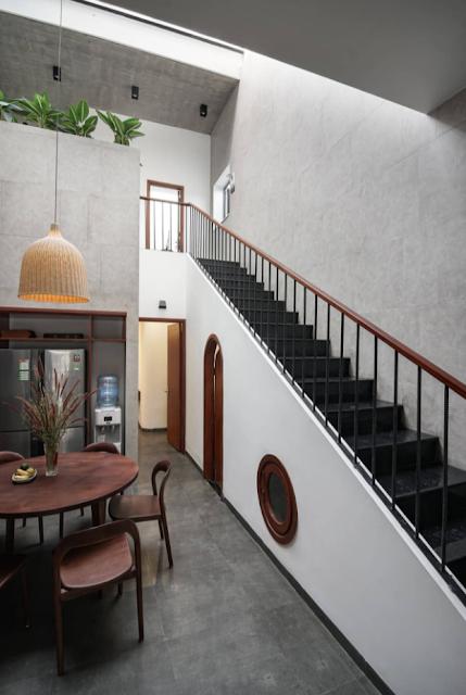 Ngôi Nhà Tuyệt Đẹp 2 tầng tại Bến Tre mang Âm Hưởng Nam Bộ