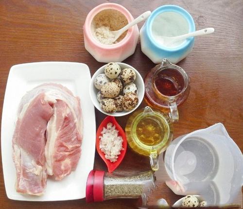Hinh anh: Nguyen lieu chuan bi