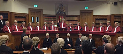 Scottish Law Reporter: CLUB TIE JUDGES: Diversity in judiciary ...