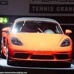 STUTTGART, GERMANY - APRIL 16 : Ambiance at the 2016 Porsche Tennis Grand Prix