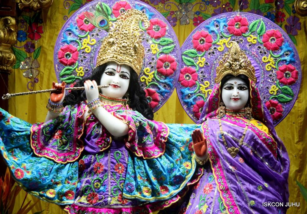 ISKCON Juhu Mangal Deity Darshan on 10th July 2016 (23)