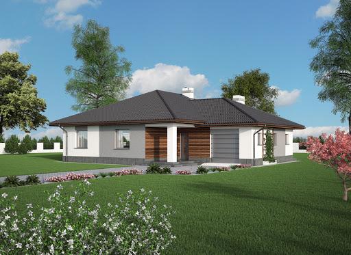 projekt Dom na zawsze - wariant I - C323a