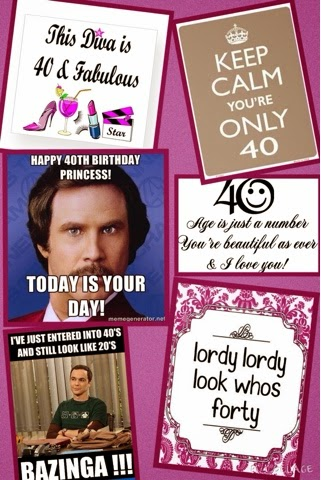 40th Birthday Gift Ideas Sister Gift Ideas