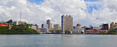 linda vista do estado de Pernambuco