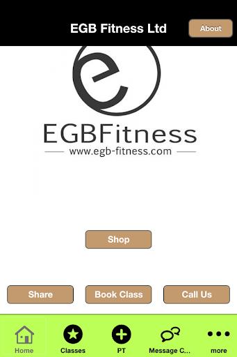 EGB Fitness Ltd