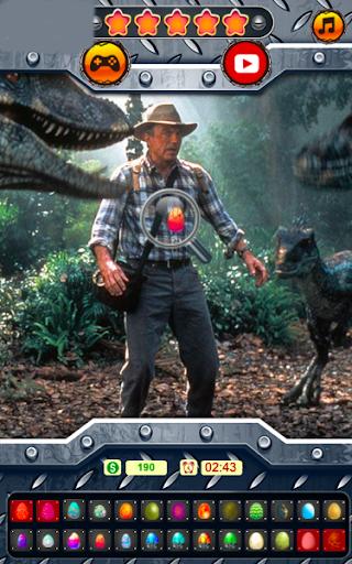 Dinosaurs World Hidden Eggs - game Dino world 1.0.0 de.gamequotes.net 3