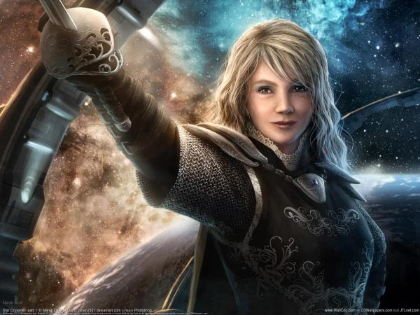 Knight Of Space, Magick Warriors 5