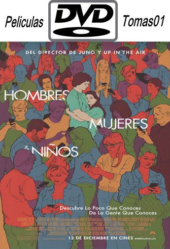 Hombres, Mujeres y Niños (2014) DVDRip