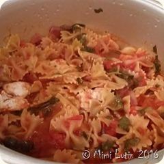 Truczebidule - One Pot Pasta Tomate