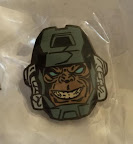 "BotCon 2015 ""First Day"" Pin"