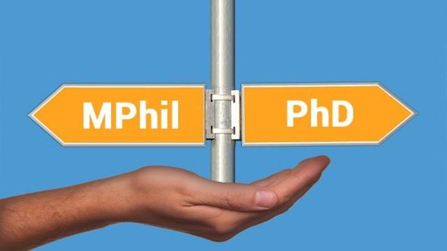 பகுதி நேர M.Phil, P.hd படிப்புகளுக்கு கட்டுப்பாடு: தாமத அறிவிப்பால் ஆசிரியர்கள் அதிர்ச்சி