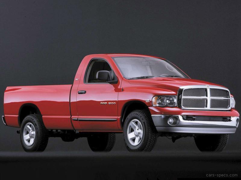 2003 dodge ram 1500 motor size