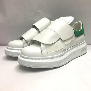 Alexander McQueen Velcro Sneakers
