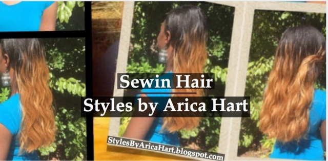 Sewin weave, protective styles, black hair styles